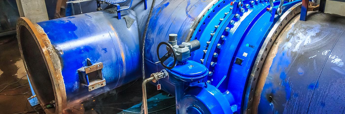 traitement d'eau potable