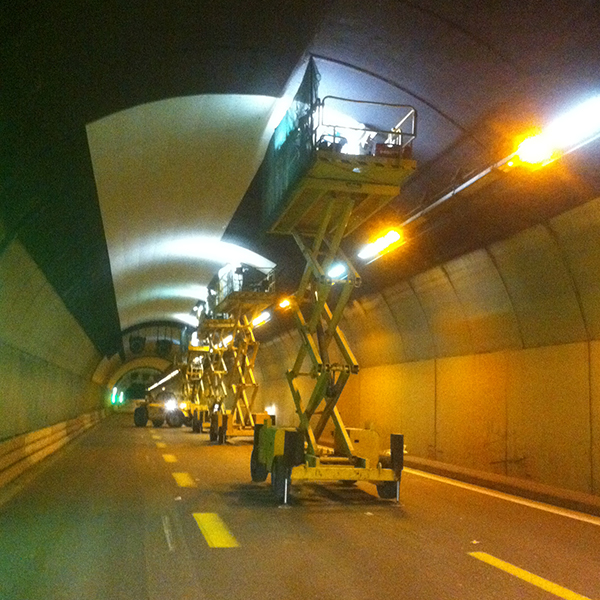 Protection coupe-feu des tunnels de saint-cloud et boulogne